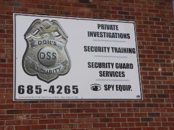 Background Checks & Surveillance Cameras in Buffalo, NY | Don's
